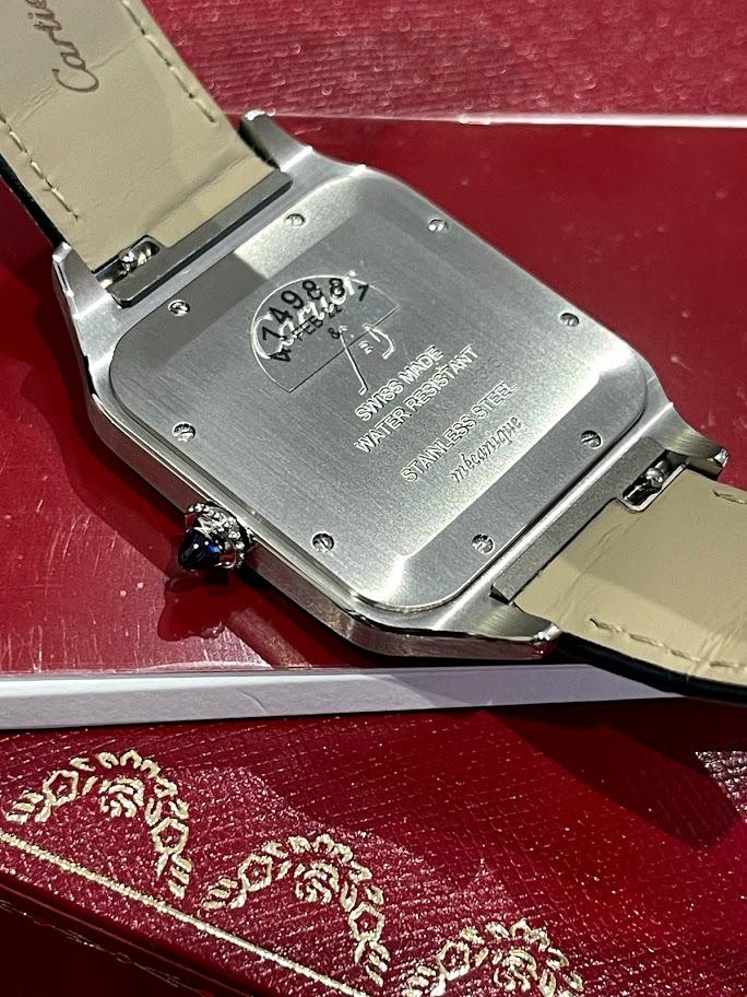 Santos de Cartier SANTOS-DUMONT XL WSSA0032 #2