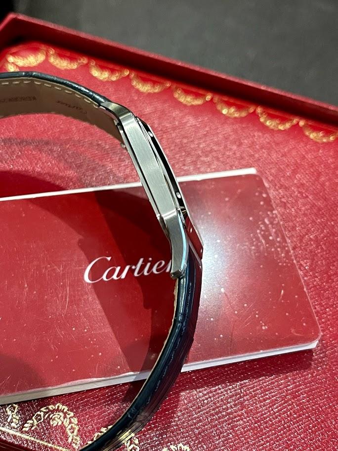Santos de Cartier SANTOS-DUMONT XL WSSA0032 #4