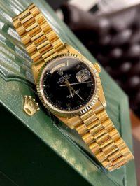 Швейцарские часы Rolex Day-Date PRESIDENT 18238