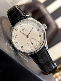 Швейцарские часы IWC Portuguese Hand-Wound Eight Days IW510203