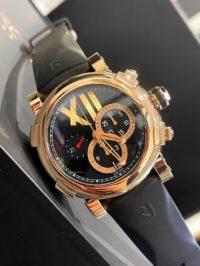 Швейцарские часы Romain Jerome Titanic-DNA  Chronograph CH.T.222BB.00.BB