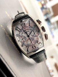 Швейцарские часы Franck Muller Cintree Curvex Chronographe 8880 CC AT