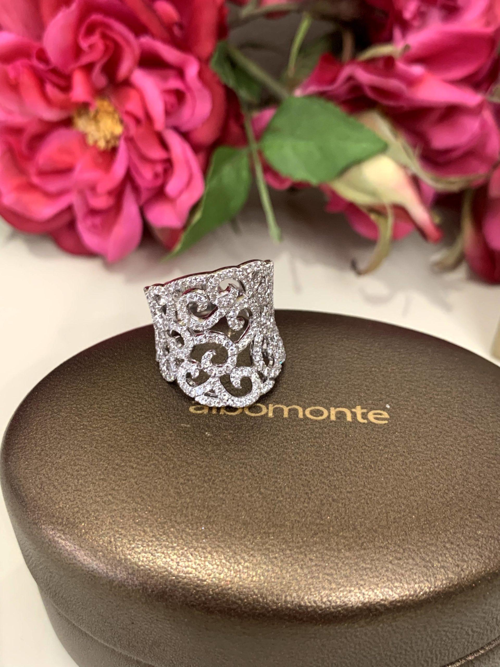 ALBOMONTE DIAMOND RING #2