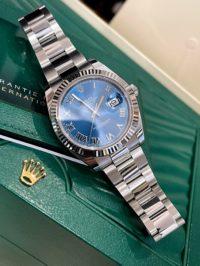 Швейцарские часы Rolex Datejust 41mm Steel and White Gold 126334-0025