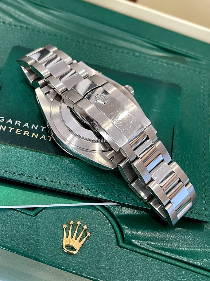 Datejust 41mm Steel and White Gold 126334-0025 #5