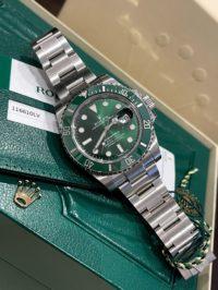 Швейцарские часы Rolex Submariner Date 40mm Steel Ceramic 116610lv-0002