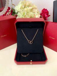 Подвеска Cartier LOVE NECKLACE