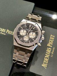 Швейцарские часы Audemars Piguet Royal Oak Chronograph 41 mm 26331ST.OO.1220ST.02