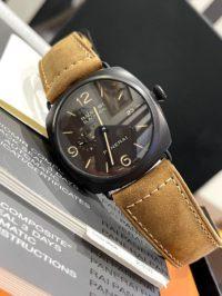 Швейцарские часы Panerai Radiomir Composite Black Seal 3 Days Automatic PAM00505