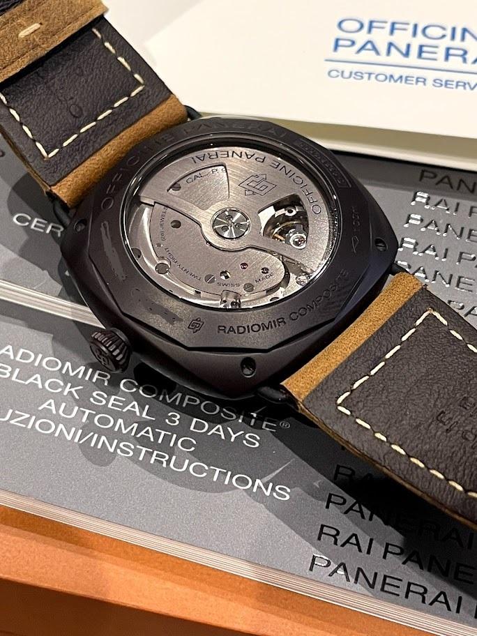Radiomir Composite Black Seal 3 Days Automatic PAM00505 #2