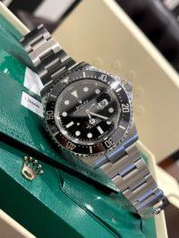 Швейцарские часы Rolex SEA-DWELLER 4000 126600-0001