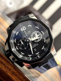 Швейцарские часы Corum Admiral`s Cup Chronograph Admiral's Cup Chronograph 50 LHS 753.231.06/0371 AN12